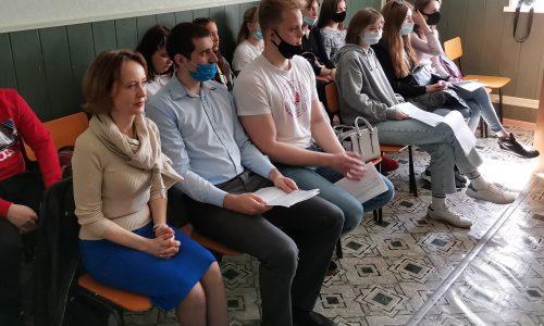 Учебное судебное заседание
